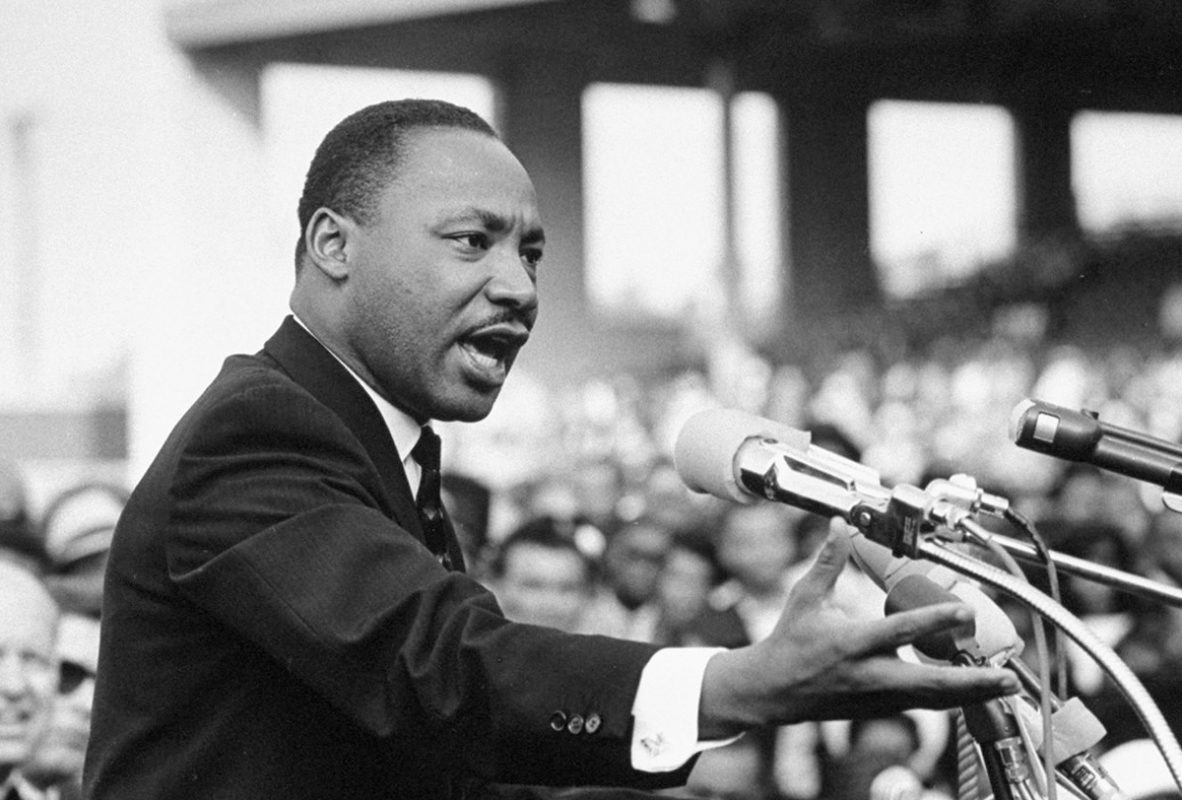 Martin Luther King storytelling