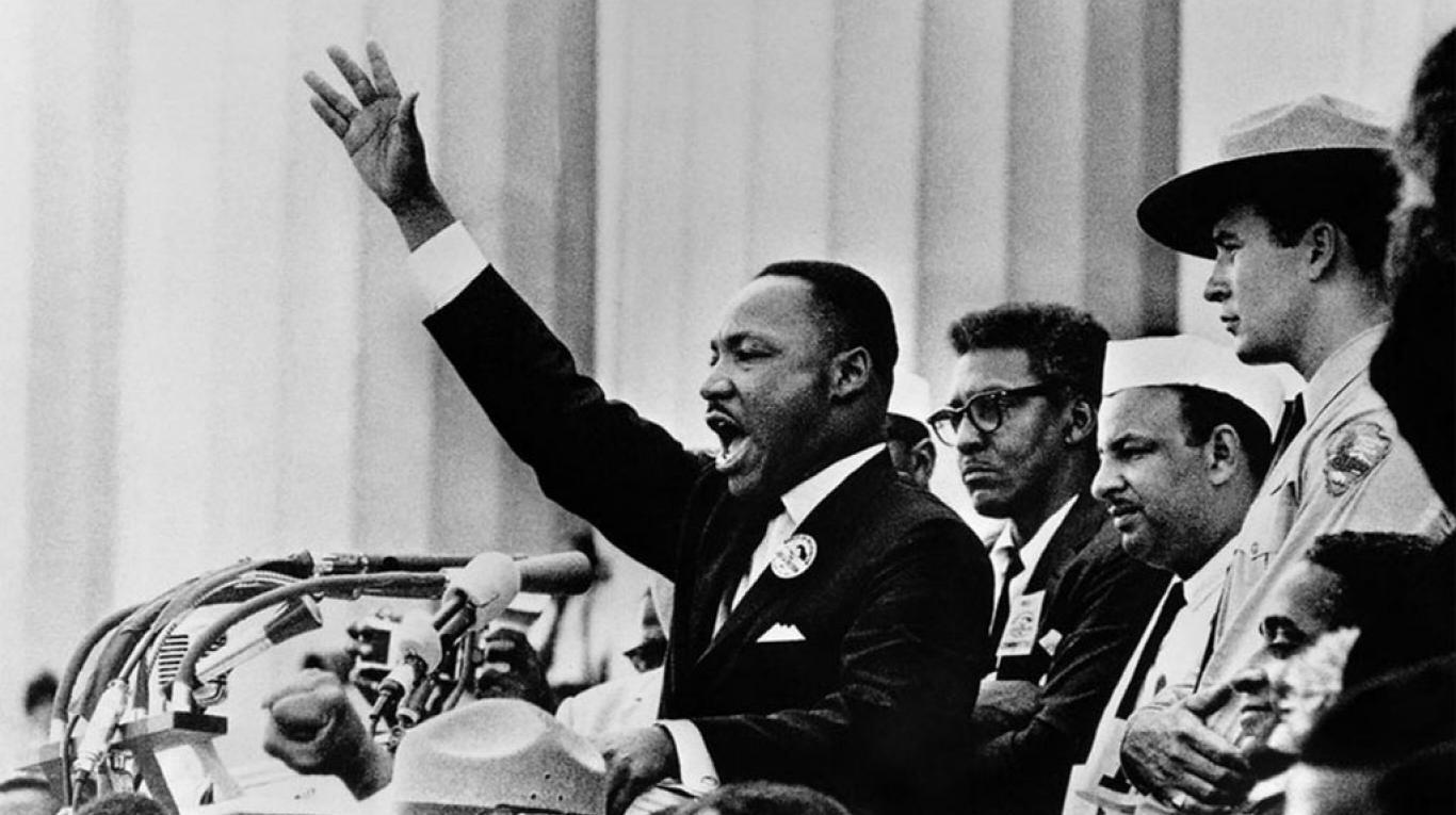 Escritura de guión Martin Luther King