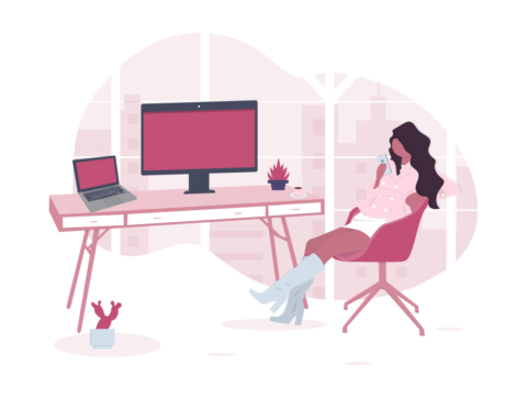 Diseñadora ilustradora personajes
